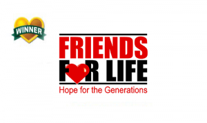 Friends for Life Charity Champions