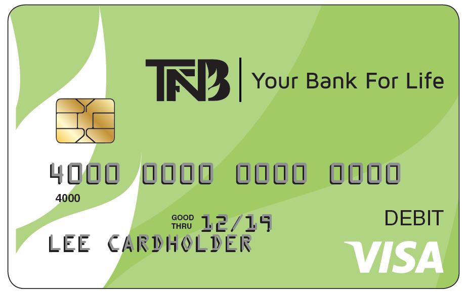 TFNB Credit Card