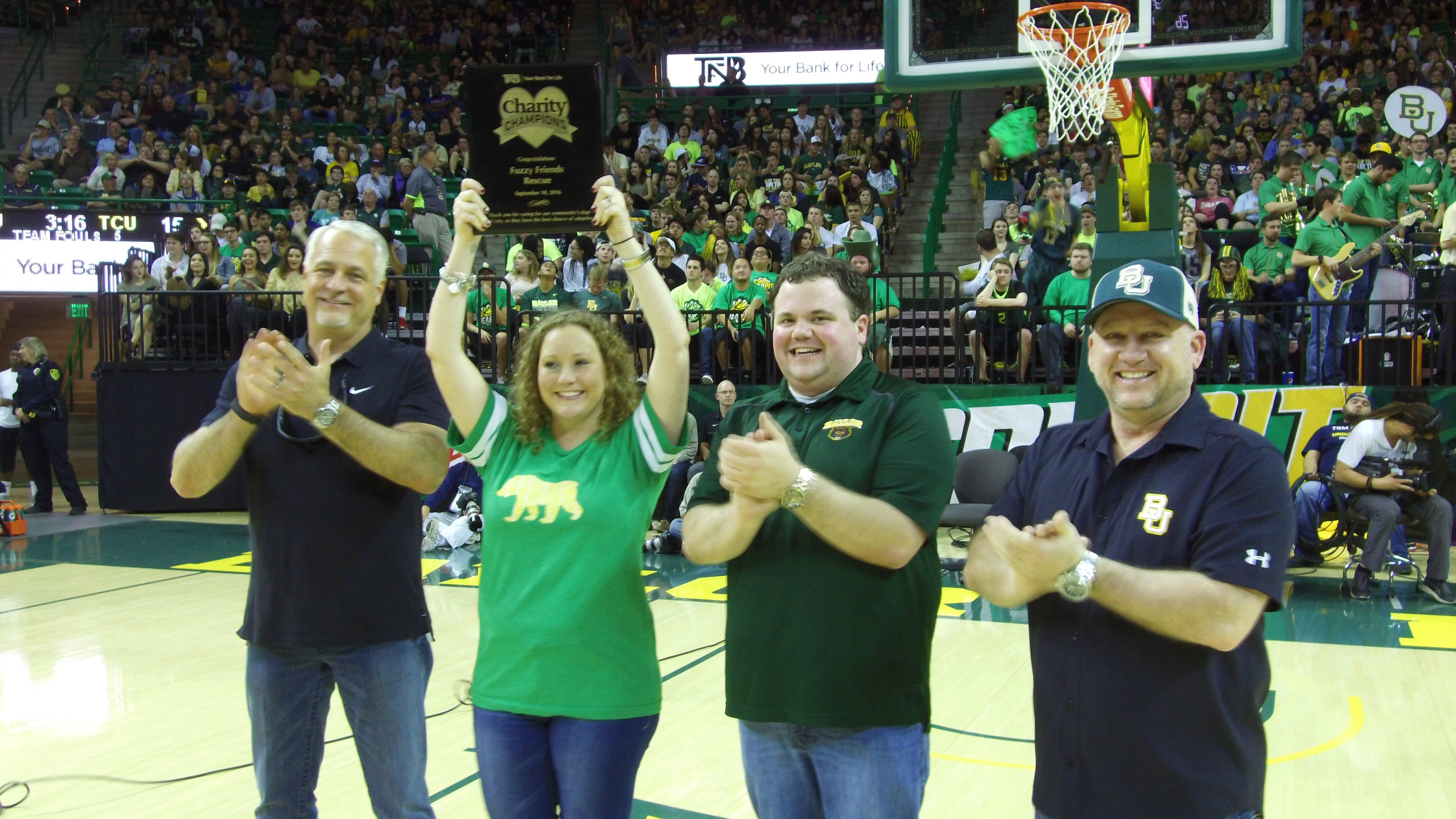 Charity Champions Waco