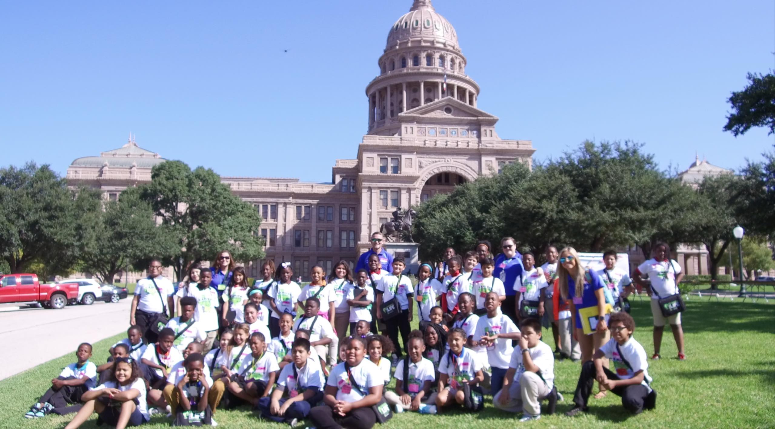 Learners for Life Heads to Capitol, Again