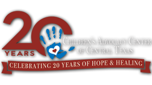 children's advocacy center logo