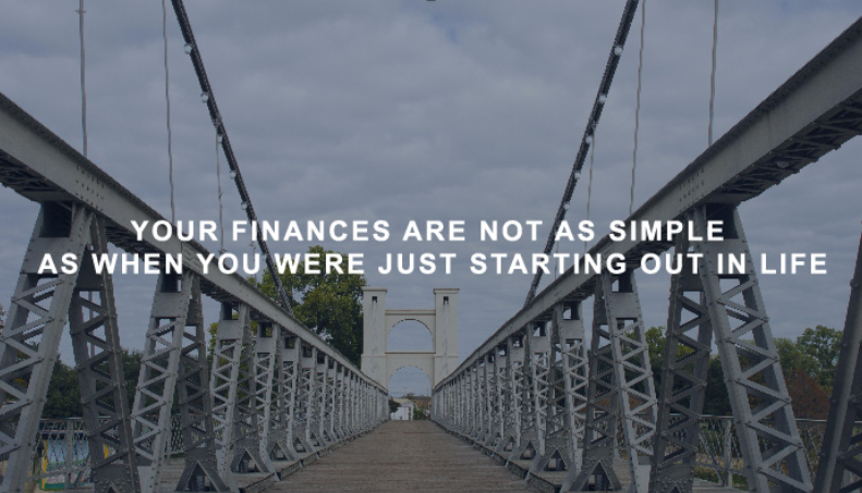 Your finances are not as simple