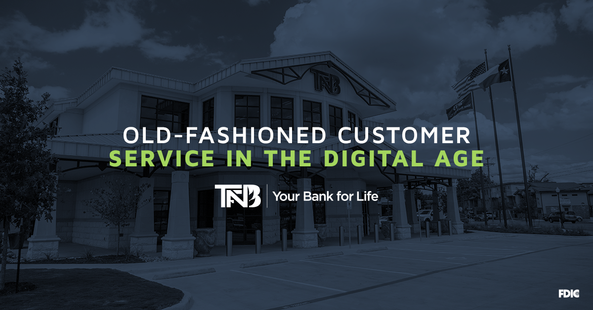 Old-Fashioned Customer Service in the Digital Age of Banking