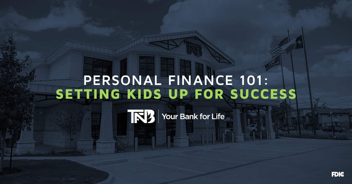 Personal Finance 101: Setting Kids Up for Success