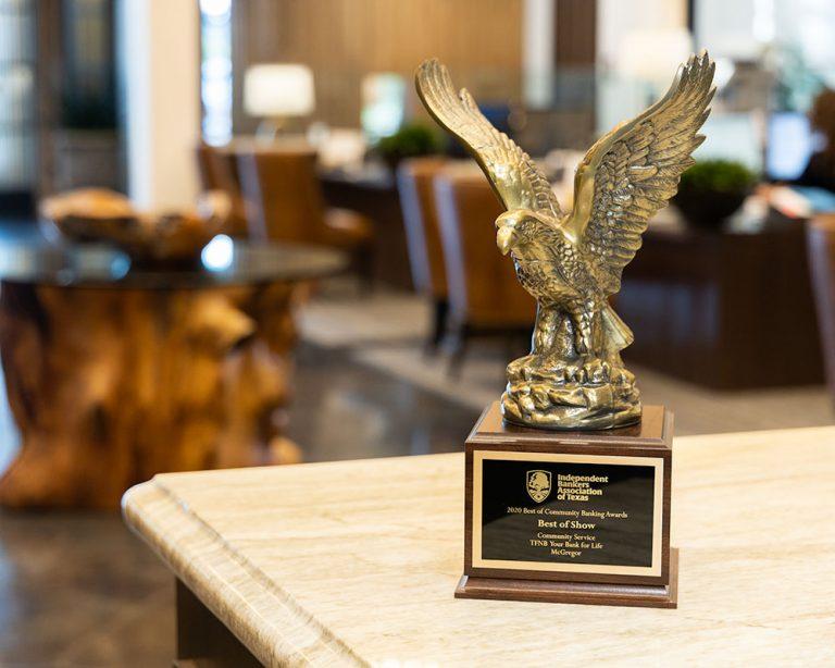 IBAT award