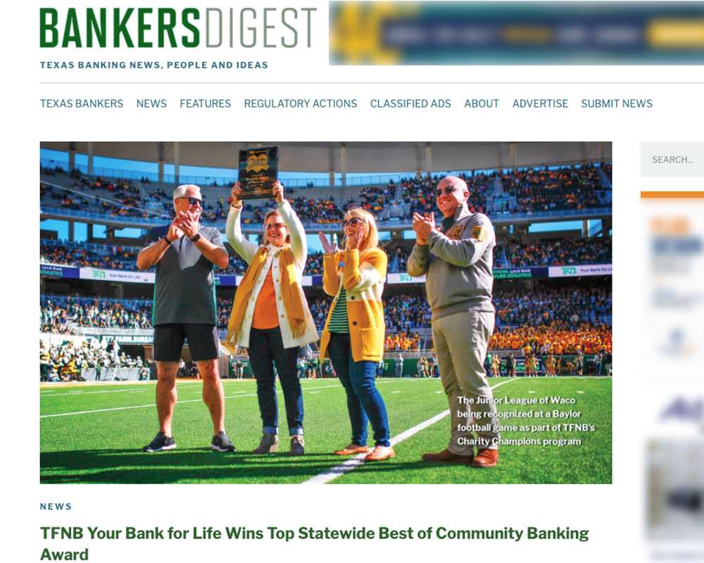 bankers digest screen grab