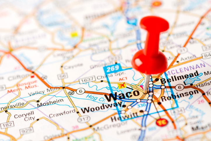 Waco on the Map | Why Waco is a Great Place for Small Business | TFNB Your Bank for Life